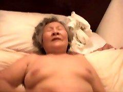 Asian Grandma