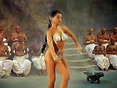 SNAKE DANCE - vintage erotic dance tease (no nudity)