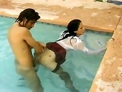 antique pool