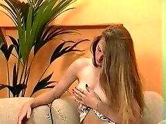 Ultra-cute teasing amatuer vintage hairy pussy teen