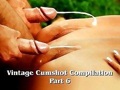 Antique Cumshot Compilation (Part 6)
