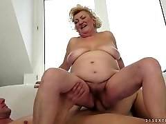 Exotic pornstar in Incredible Blonde, Mature adult sequence