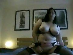 Plump fat beautiful damsel girlfriend loved to rail my schlong each afternoon