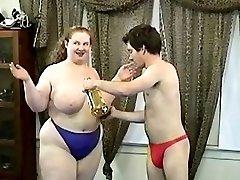 BBW in Female Domination fun