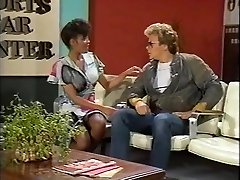 Jeannie pepper afro erotica