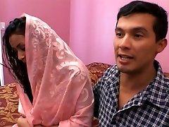 Hot indian babe group-banged