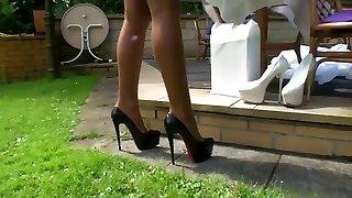LGH - Tamia Outdoor Shagging Heels