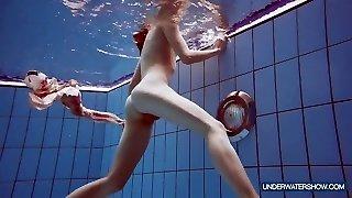 Martina the torrid Croatian continues her hot show