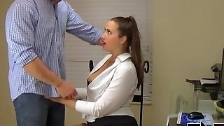MILF Spys on Stepson in Show Hidden Webcam