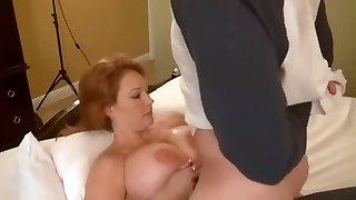 Titfuck--surprise super-bitch!