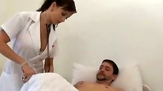Naughty Anal Nurse - Cindy Dollar