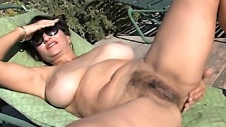 Wondrous  Milf Persia Stripping By TROC