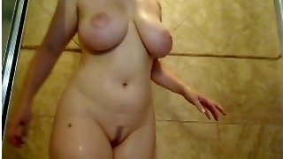 Beautiful Pawg Shower