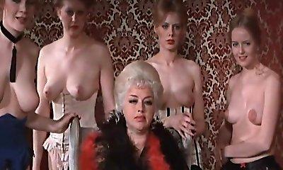Sue LONGHURST Malou CARTWRIGHT...Bare (Part1) (1975)