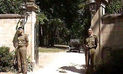 Lisa Crawford- Soldiers poke the G�n�ral Wife