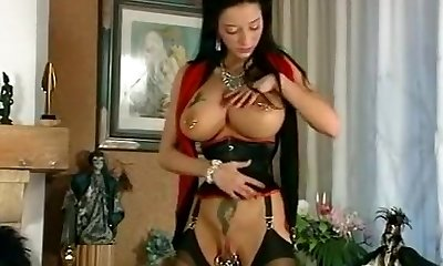 Astounding homemade Vintage, Tattoos sex video