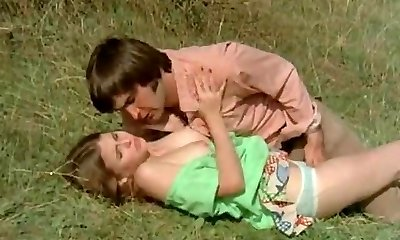 Man Tries to Seduce teen in Meadow (1970s Antique)