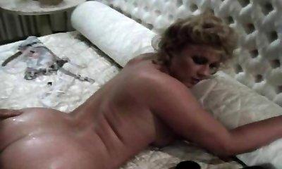 Vintage Brit Stevie Taylor Krijgt Haar Lul Reamed