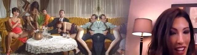 (G) Mona Lisa & Anita Blonde - Party fucky-fucky
