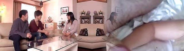 Hana Haruna - Young Wife Who Was Violated In Front Of Hubby