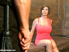 Shay Fox is an extremely horny and submissive woman with an incredible body and filthy mind.  Watch this super sexy MILF get put through her paces with domination, rough sex and bondage!