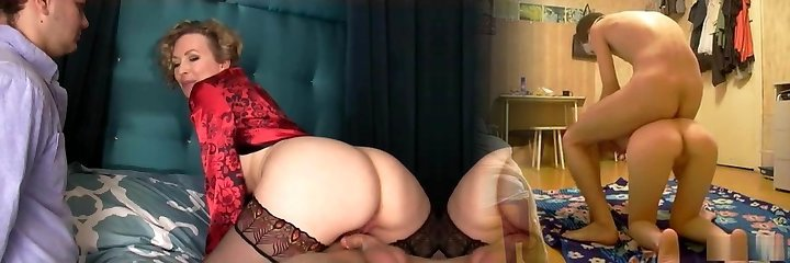 Milf Showcases What Sex Is