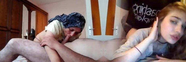 Hijab Turkish Mom Boink and Blowage Kopftuch