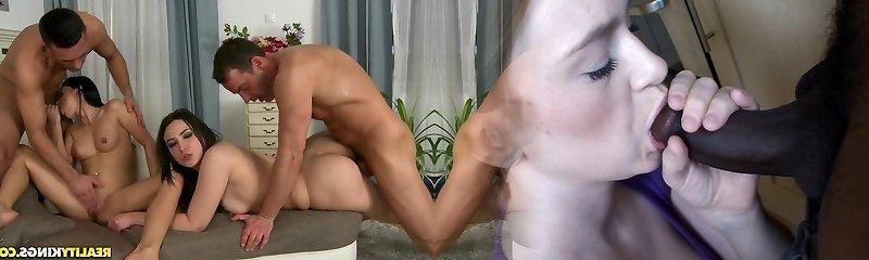 Reality Kings - Sexy euro threesome