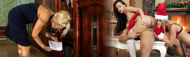 Lezbian Mummy in Crazy Pussy Licking