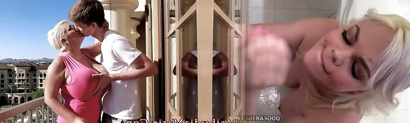 Huge Saggy Fake Knockers Claudia Marie Teen Wish 4