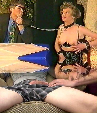Aged Damsels Extreme - Alte Damen Hart Besprung