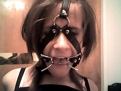 Pictures of sluts who are bound, gagged, tied and made to feel like slaves
