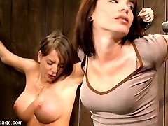 Live Show Mondays brings you part 1 of the May live show that featured Dana DeArmond, Busty Nika Noire and special guest co-top Ariel X.