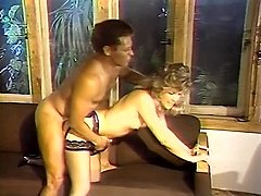 Aja, Lynn LeMay, Megan Leigh in classic xxx clip