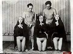 Vintage nuns naked pictures