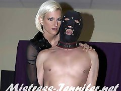 Monica and Lia double dominatrix