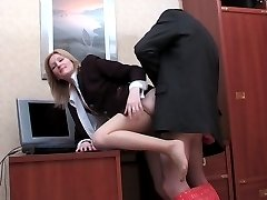 Breathtaking massage of babes nylon feet ends up with outrageous fucking
