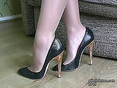 When a man has a fetish for ladies shoes it means simply that he is able to appreciate them...