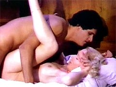 Seventies couple gets it on