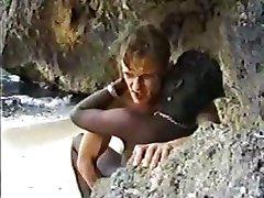 German Tourist Fucks African Chick