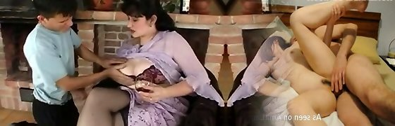 Horny cock tease Lousia Lanewood loves to play with her tight wet pussy as she teases in her rose covered lingerie