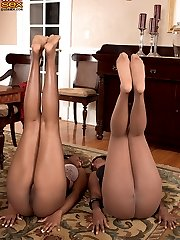 Mocha Mistress and Servant