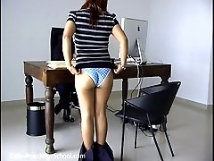 Let\'s hope that THIS lesson will teach her better behavior!