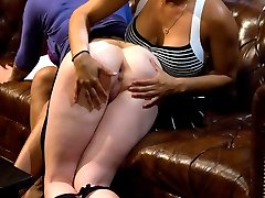 Candy Manson is having a racy affair with her sexy neighbor, Isis Love filled with debaucherous...