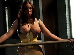Kelly Divine shows up craving lots of hard domination and extreme anal sex and thats exactly...