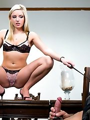 Welcome gorgeous Kylee Reese to MIP, a real bitch with a bad attitude and a mean streak. Daac...