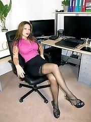 Demanding Lady Boss