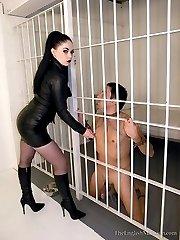 Femdom Prison