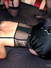 Liza\'s Threesome