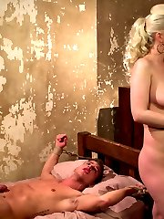 There is not anything else to be said. This is the hottest dominating femdom sex ever filmed. Period.
